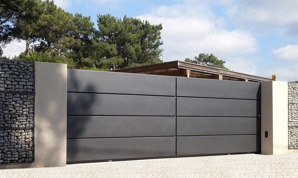 Installation de portails